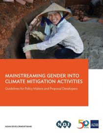 Mainstreaming Gender into Climate Mitigation Activities cover image